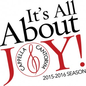 2015-2016 Season - It's All About JOY!