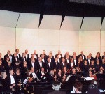 MasterWorks Chorus Mozart REQUIEM at Valley Regional High School, Deep River, 1997