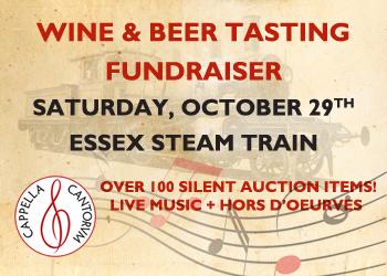 October Fundraiser!