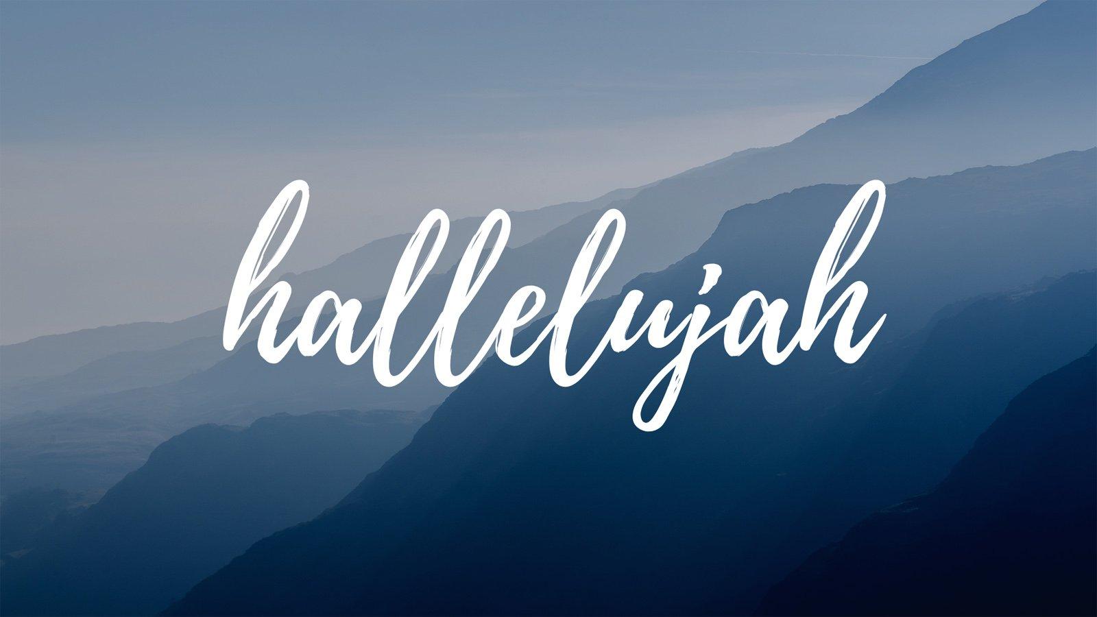 Save the Date Dec 5 - Hallelujah! Concert